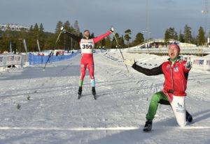 20161126 Idre Fjäll Idre.-Särna tävlingarna prolog Peter Jihde Foto Nisse Schmidt
